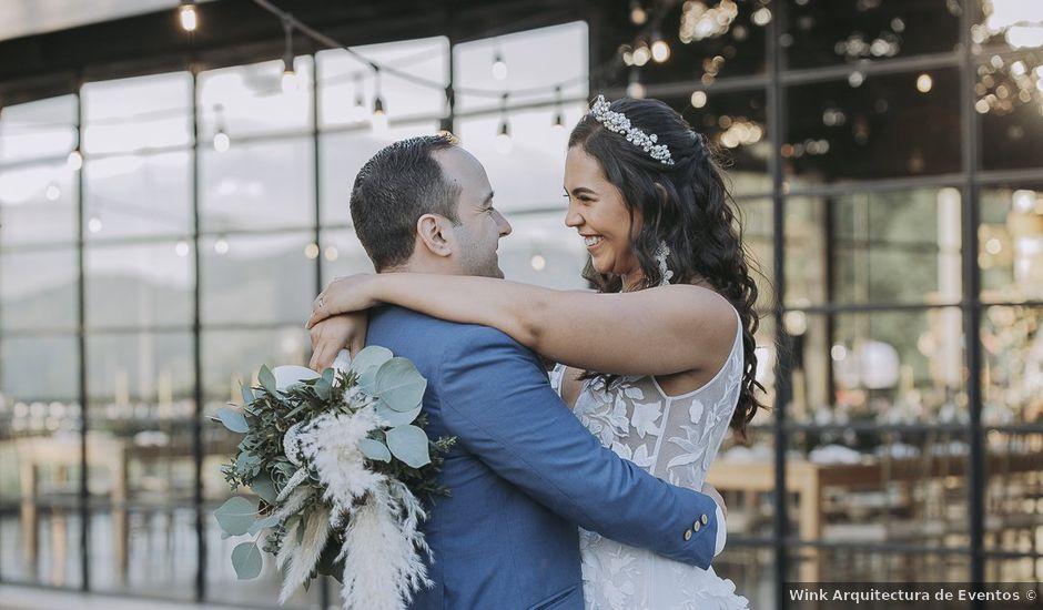 El matrimonio de Carlos y Kamila en Medellín, Antioquia