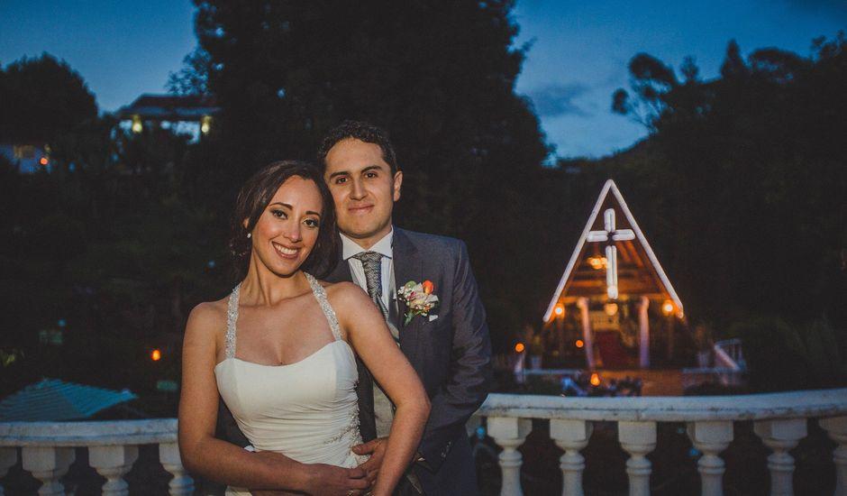 El matrimonio de Andrés y Marcela  en La Calera, Cundinamarca