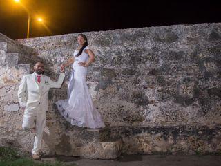 El matrimonio de Jalime y Jorge