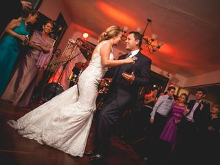 El matrimonio de Luz Adriana y Juan David 1