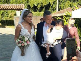 El matrimonio de Cristina y Jaime 1