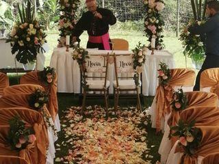 El matrimonio de Cristina y Jaime 2