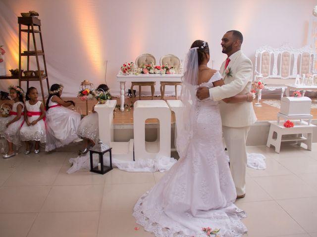 El matrimonio de Jorge y Jalime en Cartagena, Bolívar 2