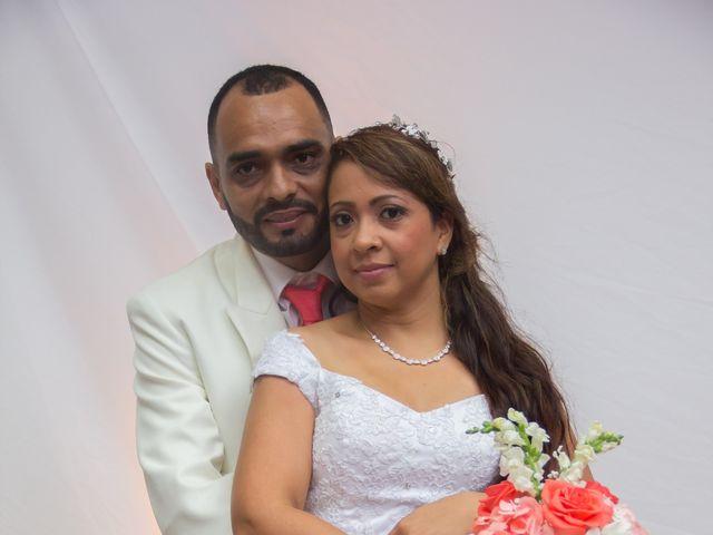 El matrimonio de Jorge y Jalime en Cartagena, Bolívar 3