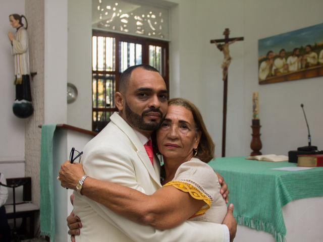 El matrimonio de Jorge y Jalime en Cartagena, Bolívar 7
