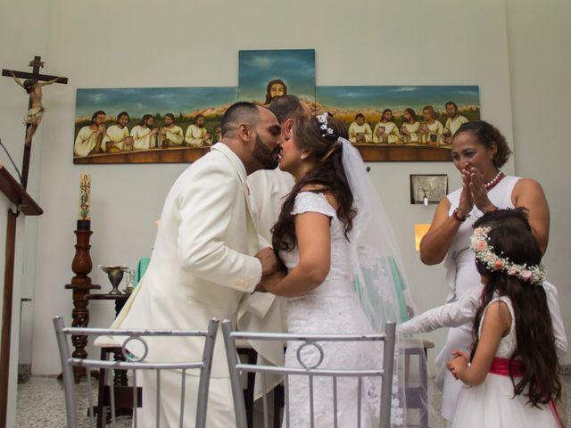 El matrimonio de Jorge y Jalime en Cartagena, Bolívar 11