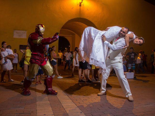 El matrimonio de Jorge y Jalime en Cartagena, Bolívar 18