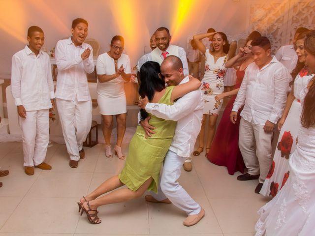 El matrimonio de Jorge y Jalime en Cartagena, Bolívar 19
