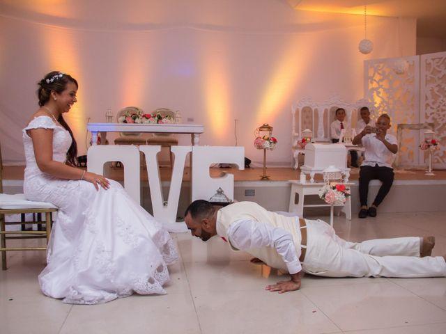 El matrimonio de Jorge y Jalime en Cartagena, Bolívar 21