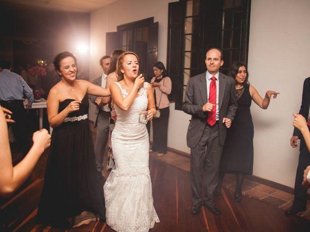 El matrimonio de Juan David y Luz Adriana en Subachoque, Cundinamarca 8