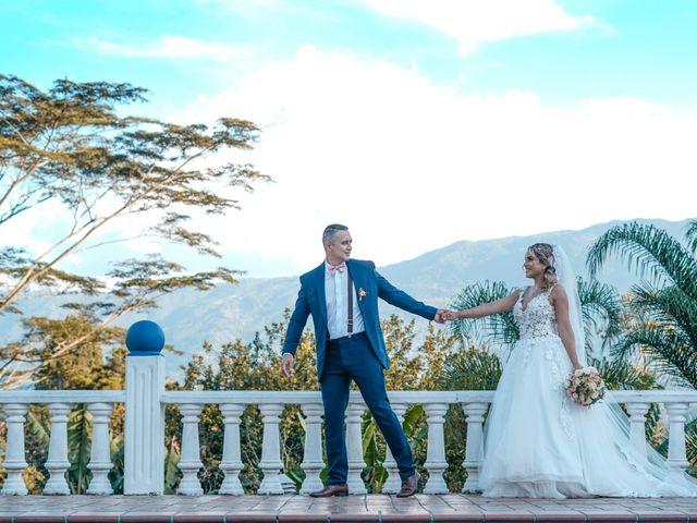 El matrimonio de Cristina y Jaime