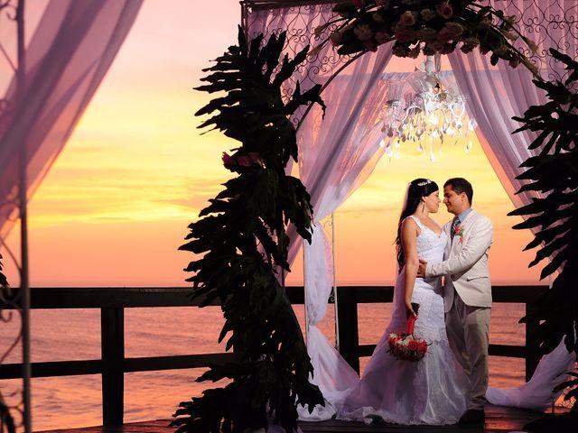 El matrimonio de David y Wendy  en Barranquilla, Atlántico 12