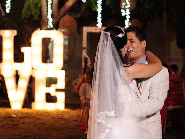 El matrimonio de David y Wendy  en Barranquilla, Atlántico 13