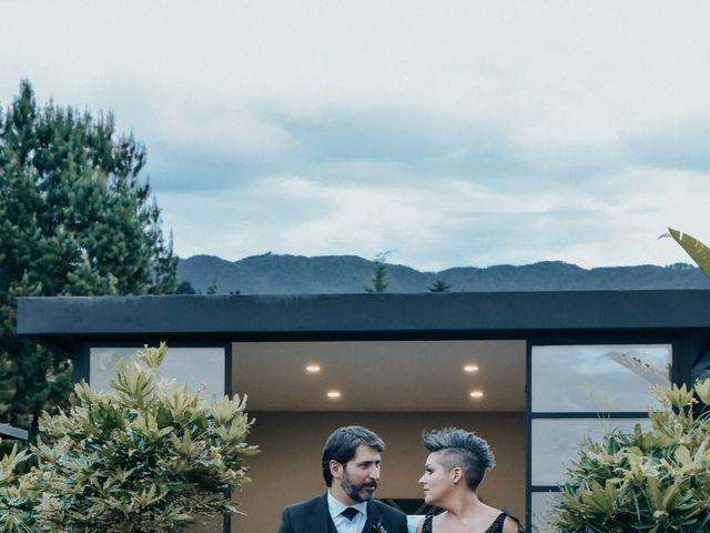 El matrimonio de santiago y Polly en Medellín, Antioquia 1