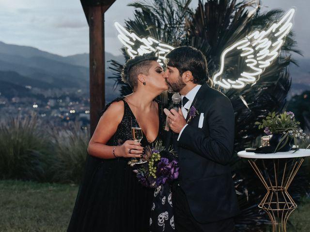 El matrimonio de Polly y santiago