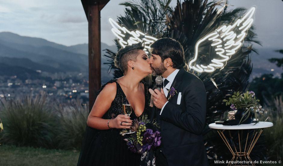 El matrimonio de santiago y Polly en Medellín, Antioquia