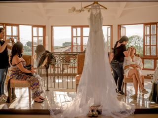 El matrimonio de Diana y Lucho 3