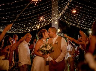 El matrimonio de Diana y Lucho