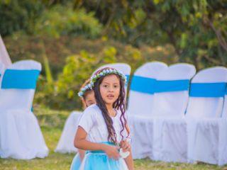 El matrimonio de Vanessa   y Andres   1