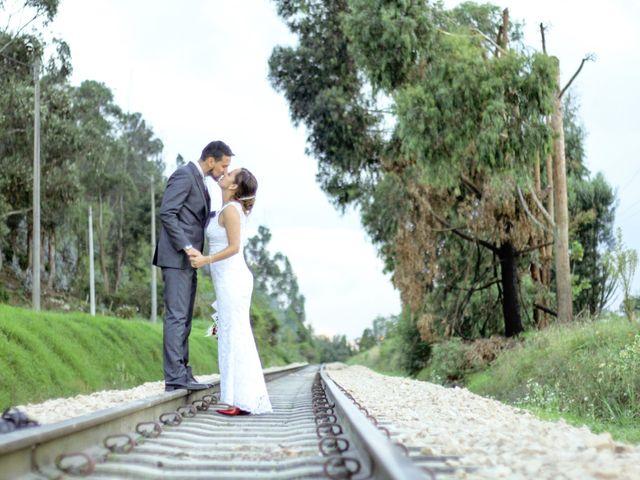 El matrimonio de Mauricio y Carolina en Chía, Cundinamarca 1