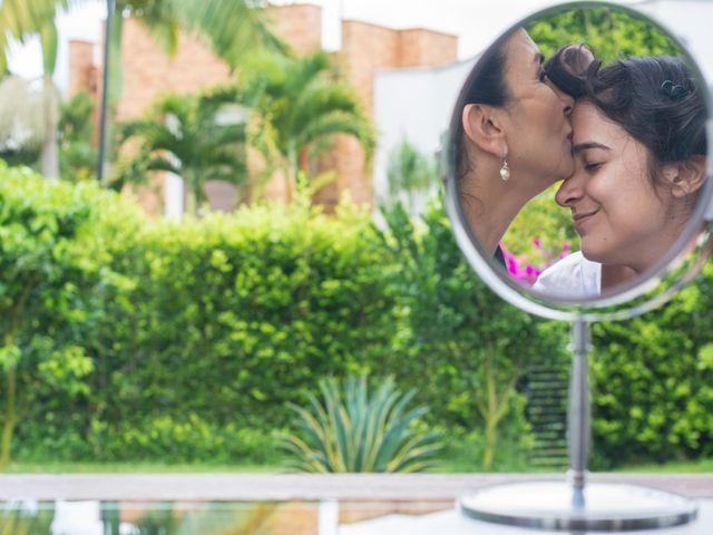 El matrimonio de Carlos y Lucía en La Tebaida, Quindío 1