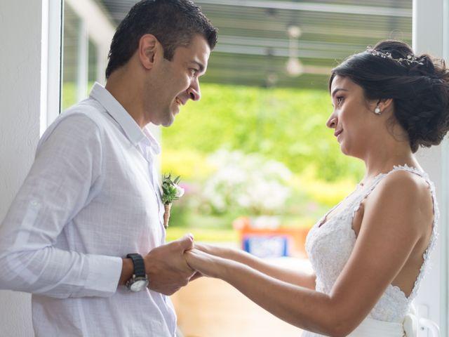 El matrimonio de Carlos y Lucía en La Tebaida, Quindío 7