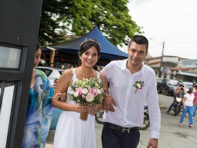 El matrimonio de Carlos y Lucía en La Tebaida, Quindío 8