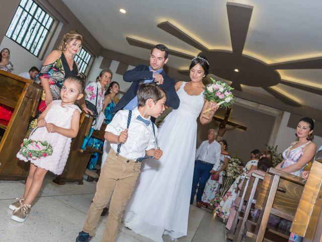 El matrimonio de Carlos y Lucía en La Tebaida, Quindío 10