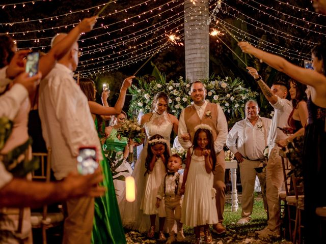 El matrimonio de Lucho y Diana en Pereira, Risaralda 45