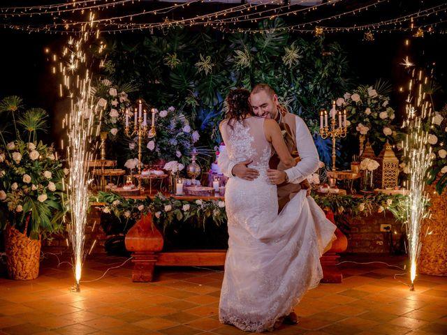 El matrimonio de Lucho y Diana en Pereira, Risaralda 50