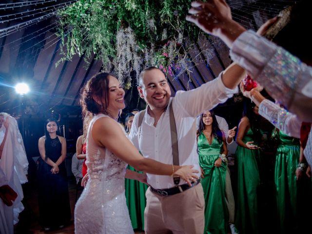 El matrimonio de Lucho y Diana en Pereira, Risaralda 54