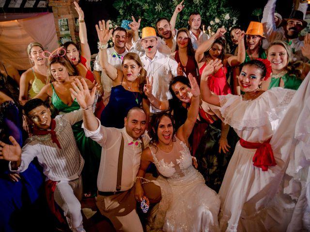 El matrimonio de Lucho y Diana en Pereira, Risaralda 58