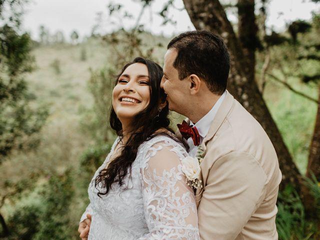 El matrimonio de Maria Camila y Rodolfo