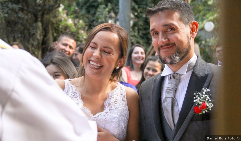 El matrimonio de Mauricio y Carolina en Chía, Cundinamarca