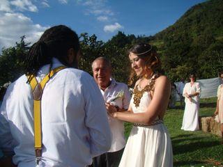 El matrimonio de Kelly y Helder 3