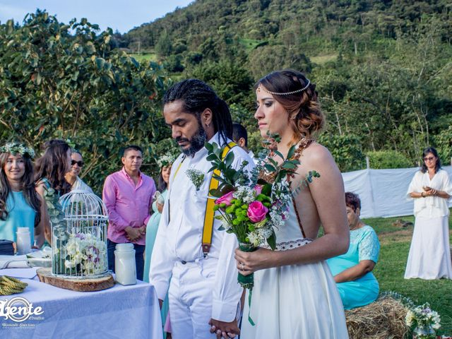 El matrimonio de Helder y Kelly en Envigado, Antioquia 1