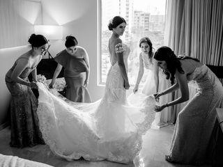 El matrimonio de Maria Alejandra y Pedro 2