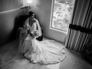 El matrimonio de Maria Alejandra y Pedro 3