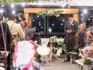 El matrimonio de Johana y Carlos 2