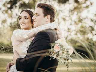 El matrimonio de Susana y Héctor