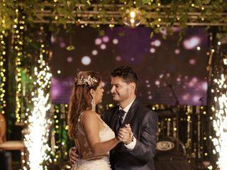 El matrimonio de María Fernanda  y José 3