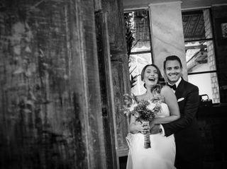 El matrimonio de Karina y Sam