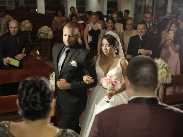 El matrimonio de Alejandro y Melanie en Barranquilla, Atlántico 17