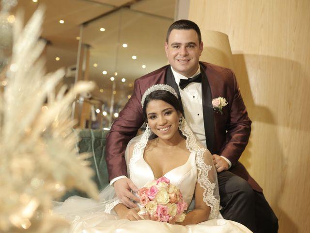 El matrimonio de Melanie y Alejandro