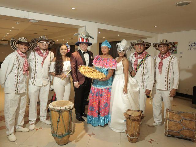 El matrimonio de Alejandro y Melanie en Barranquilla, Atlántico 56