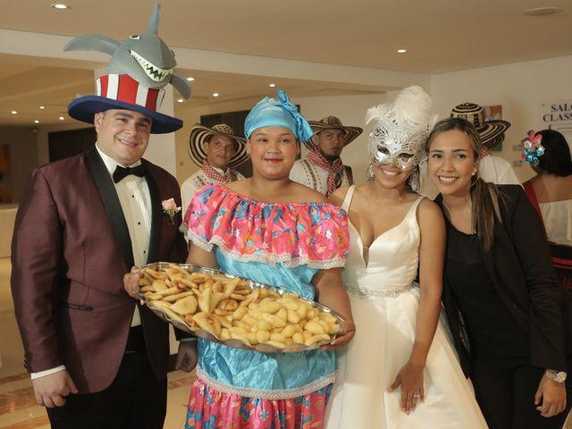 El matrimonio de Alejandro y Melanie en Barranquilla, Atlántico 57