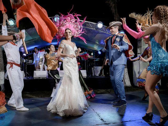 El matrimonio de Pedro y Maria Alejandra en Barranquilla, Atlántico 33