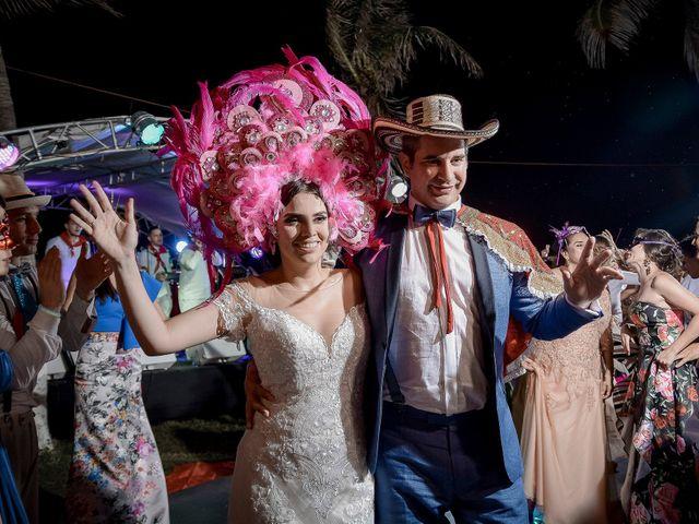 El matrimonio de Pedro y Maria Alejandra en Barranquilla, Atlántico 34