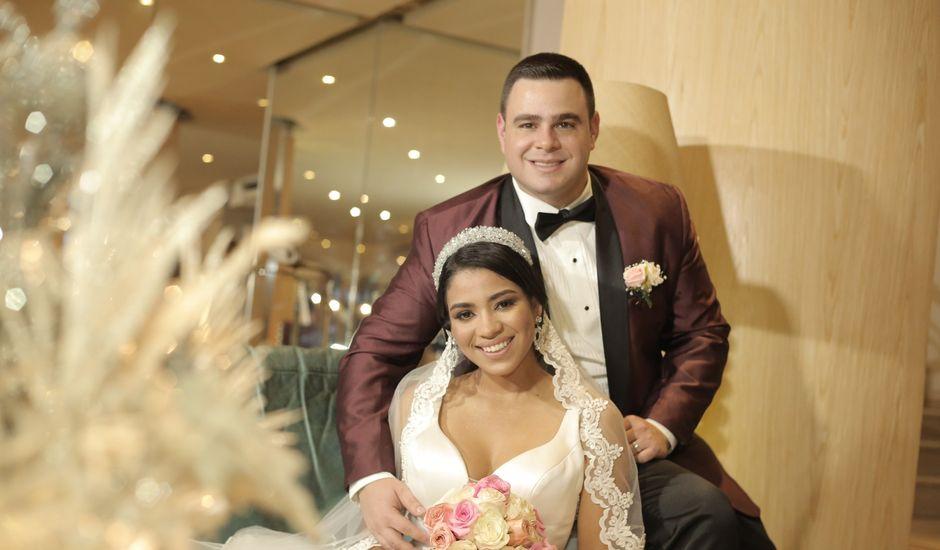 El matrimonio de Alejandro y Melanie en Barranquilla, Atlántico