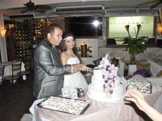 El matrimonio de Estefany y Jhon Edison 2